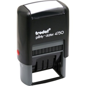 Trodat 5-in-1 Date Stamp