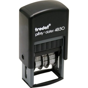 Trodat Micro 5-in-1 Date Stamp