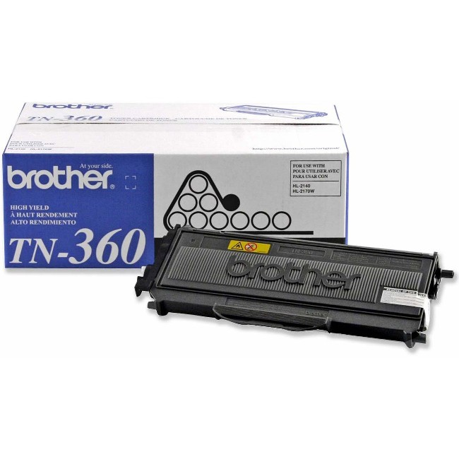 Brother TN360 Original Toner Cartridge