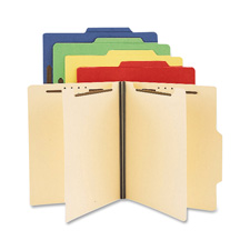 Classification Folders (Paper Stock)