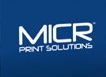 MICR Print Solutions