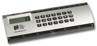 Ruler/ Calculator  Calcu-Rule