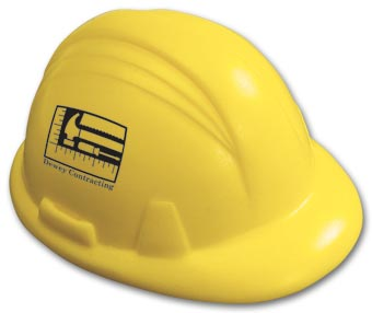 Stress Relief Hard Hats