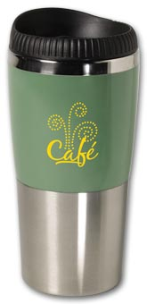 Retro Stainless Steel Tumbler