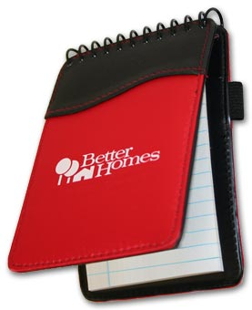 Spiral SIgN Wave (TM) Jotter Pad