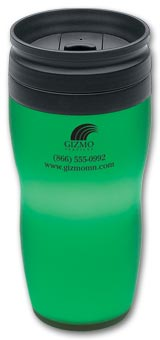 16 Oz. Soft Touch Tumbler