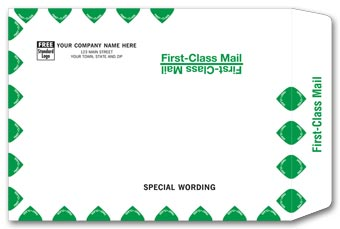 First Class Mailing Envelope 778