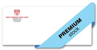 Premier Envelope, gummed, 1 or 2 ink colors