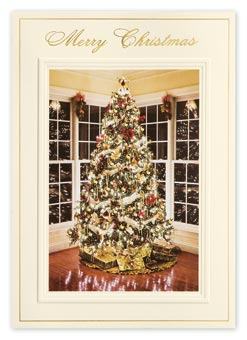 Bright Reflections Christmas Cards