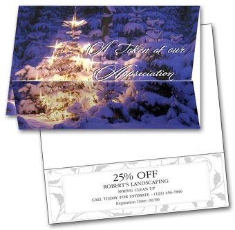 Glow of Appreciation Holiday Card