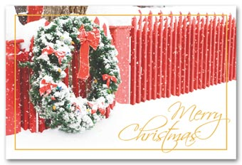 Holiday Posts  Postcard
