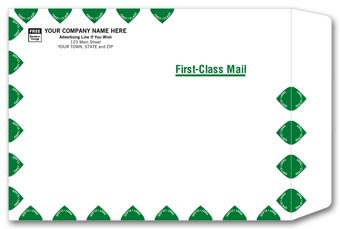 Tyvek First Class Mailing Envelope TF0912