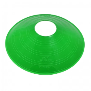 SAUCER FIELD CONE 7IN GREEN VINYL
