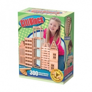 CITIBLOCS NATURAL 300PC SET