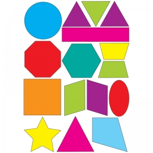 MATH DIE CUT MAGNETS SHAPES