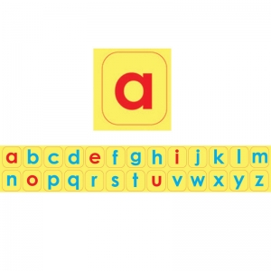 FOAM LETTER MAGNETS LOWERCASE