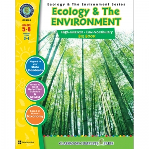 ECOLOGY & THE ENVIRONMENT SERIES  ECOLOGY & ENVIRONMENTS BIG BOOK