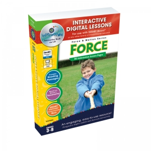 FORCE INTERACTIVE WHITEBOARD  LESSONS