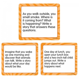 STORY STARTERS NARRATIVE CUT OUTS