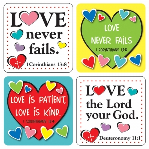 LOVE VERSES STICKERS