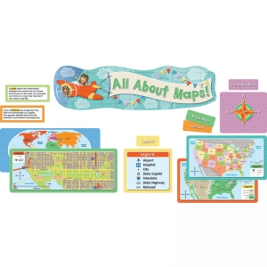 ALL ABOUT MAPS MINI BB SETGR K-3