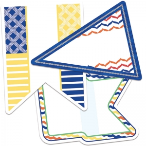 FLAGS CUTOUT ASST GR PK-5