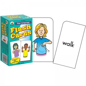 FLASH CARDS SIGN LANGUAGE