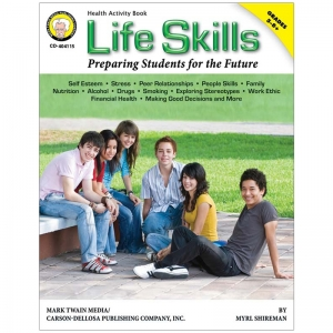 LIFE SKILLS PREPARING STUDENTS FOR  THE FUTURE RESOURCE BOOK GR 5-8