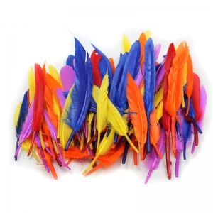 DUCK QUILLS FEATHERS 14 GRAM BAG