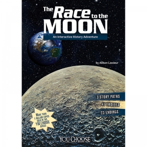 THE RACE TO THE MOON