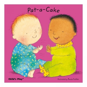 PAT A CAKE BABY BOARD BOOK