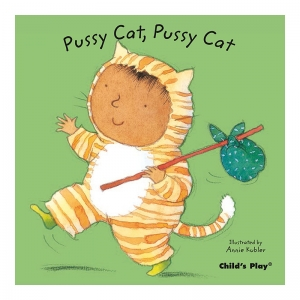 PUSSY CAT PUSSY CAT BABY BOARD BOOK