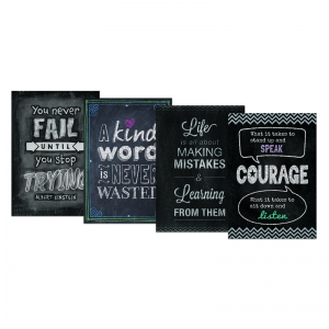 INSPIRE U CHALK IT UP PACK 4