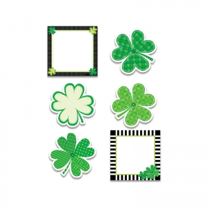 HAPPY ST PATRICKS DAY 6IN CUT OUTS