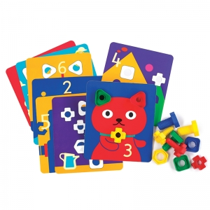 NUTS BOLTS ACTIVITY CARDS