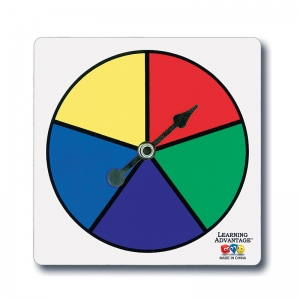 FIVE-COLOR SPINNERS