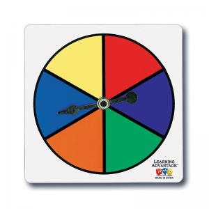 SIX-COLOR SPINNERS