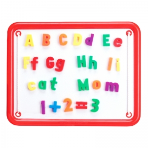 MAGNETIC ALPHABOARD 99 PCS 11 X 14  BOARD