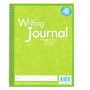 MY WRITING JOURNAL GREEN GR 4 UP