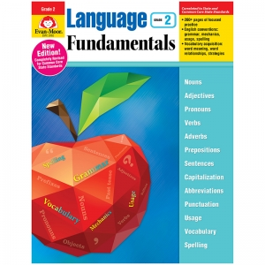 LANGUAGE FUNDAMENTALS GR 2 COMMON  CORE EDITION