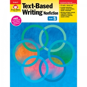 GR 5 TEXT BASED WRITING LESSONS  FOR COMMON CORE MASTERY