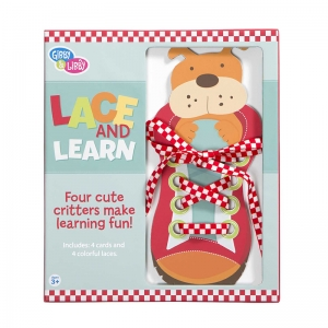 LACE AND LEARN LACING CARDS