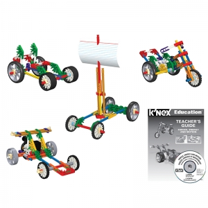 KNEX FORCES ENERGY AND MOTION