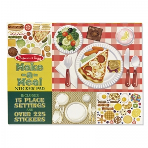 MAKE A MEAL STICKER PAD