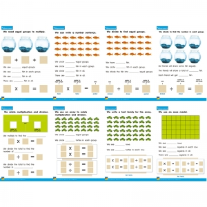 MULTIPLICATION/DIVISION POSTERS