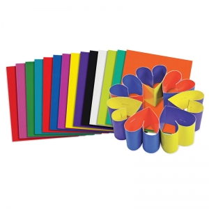 ROYLCO DOUBLE COLOR CARD SHEETS