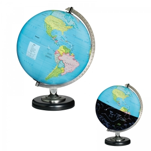 DUAL IMAGE DAY/NIGHT GLOBE