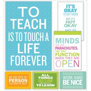 INSPIRATIONAL QUOTES POSTER BB ST