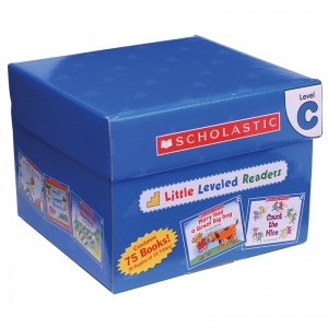 LIT LEVEL READER PACK SET C