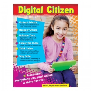 DIGITAL CITIZENSHIP LEARNING CHART  PRIMARY
